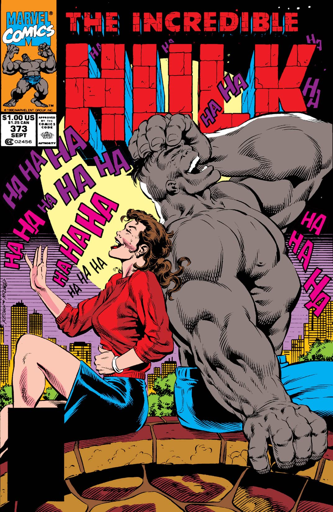 Incredible Hulk (1962-1999) #373