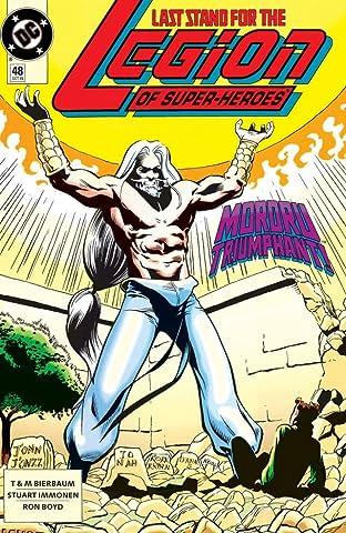 Legion of Super-Heroes (1989-2000) #48