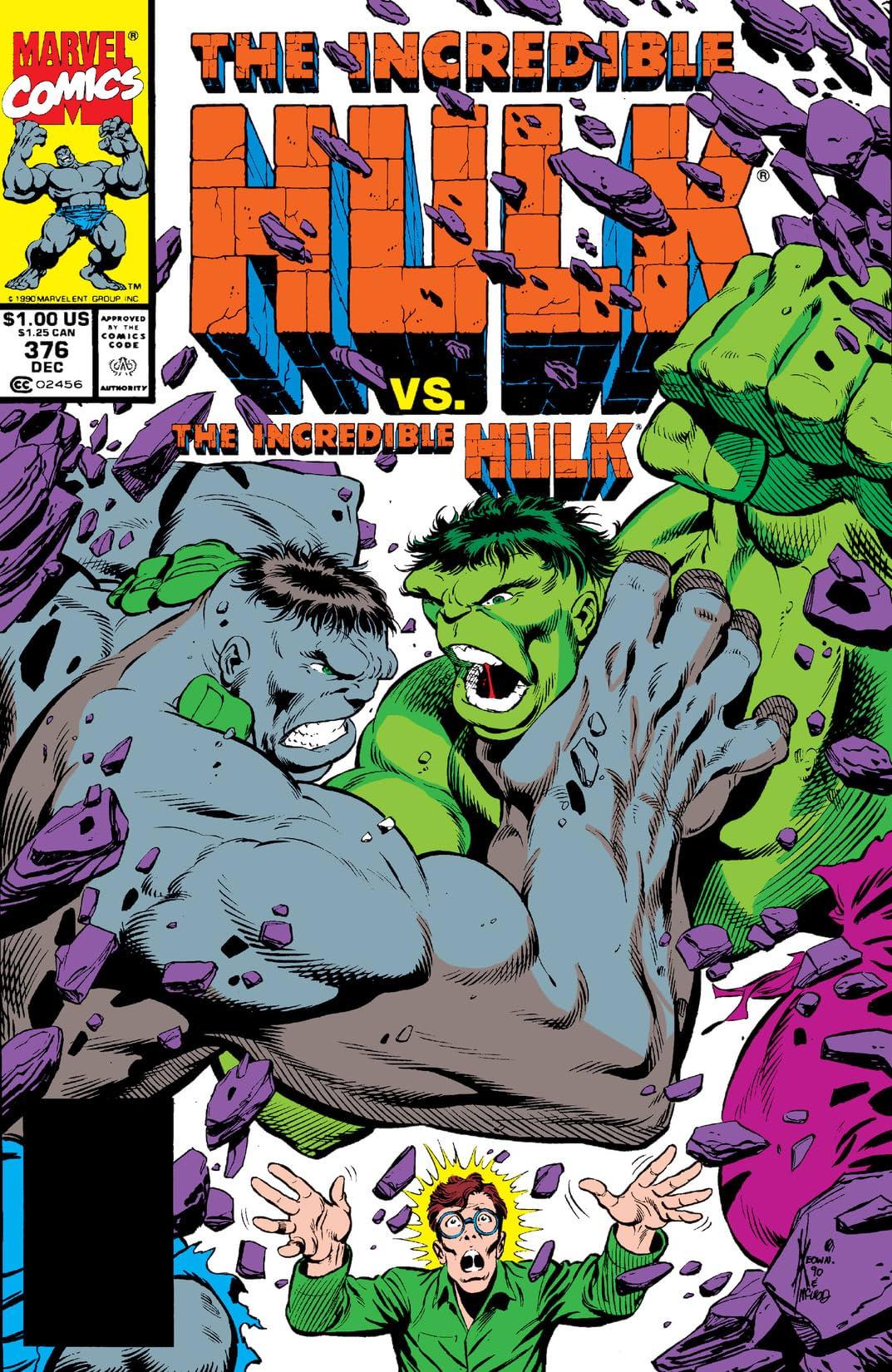 Incredible Hulk (1962-1999) #376