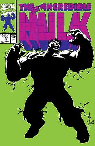 Incredible Hulk (1962-1999) #377