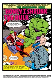 Incredible Hulk (1962-1999) #377