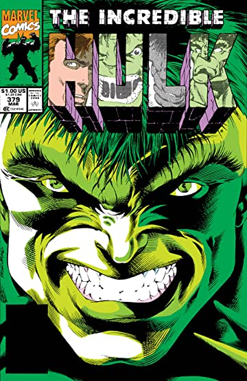 Incredible Hulk (1962-1999) #379