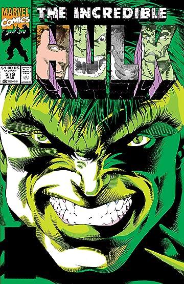 Incredible Hulk (1962-1999) #379