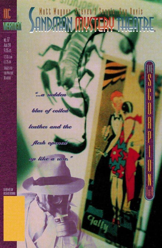 Sandman Mystery Theatre (1993-1999) #17