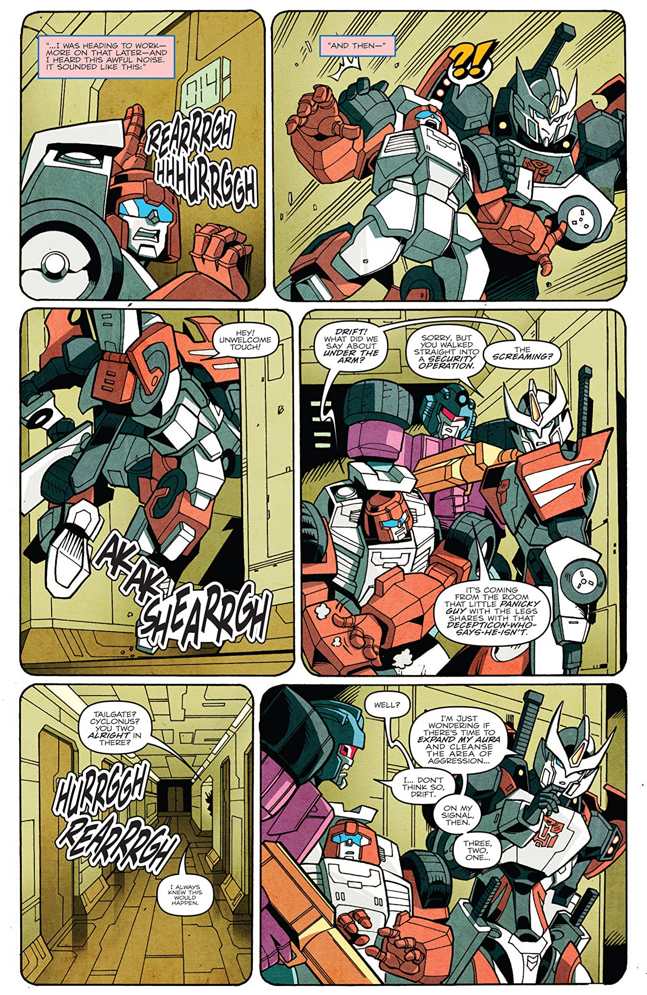 Transformers: More Than Meets the Eye (2011-2016) #13