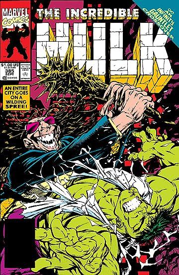 Incredible Hulk (1962-1999) #385