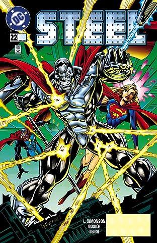 Steel (1994-1998) #22