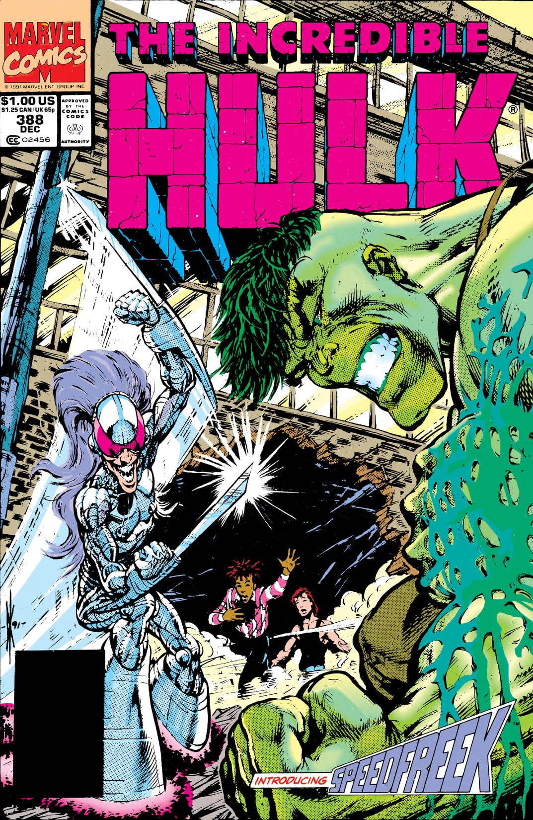 Incredible Hulk (1962-1999) #388
