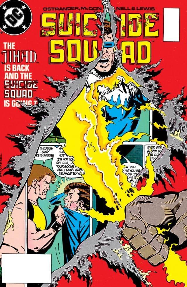 Suicide Squad (1987-1992) #17