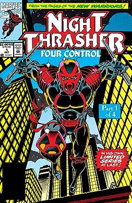 Night Thrasher: Four Control (1992-1993) #1 (of 4)