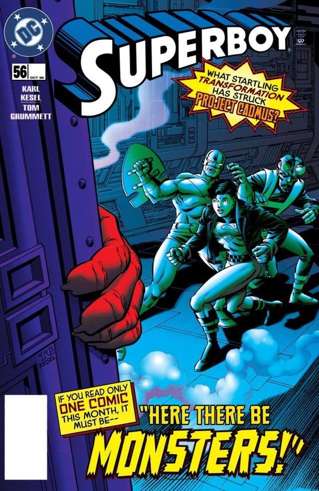 Superboy (1994-2002) #56