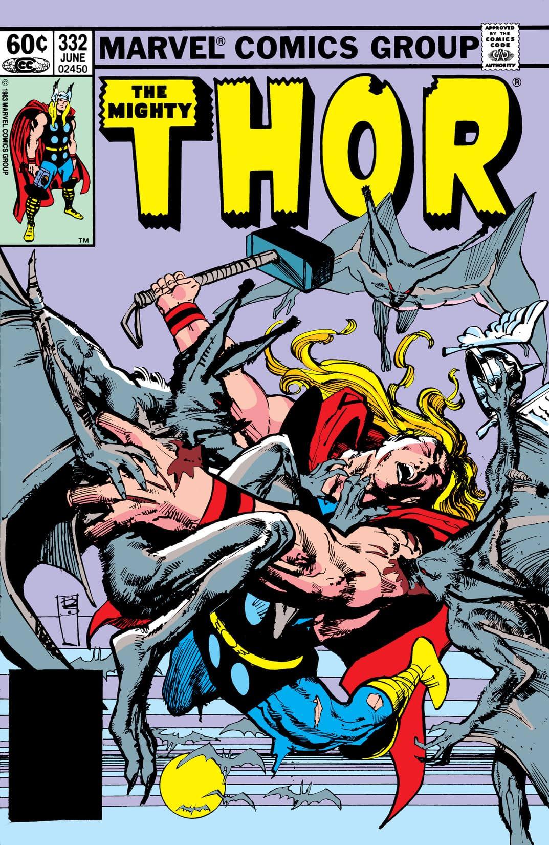 Thor (1966-1996) #332