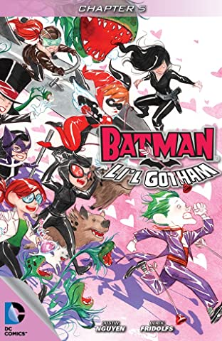 Batman: Li'l Gotham #5