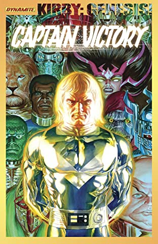Kirby: Genesis - Captain Victory Tome 1