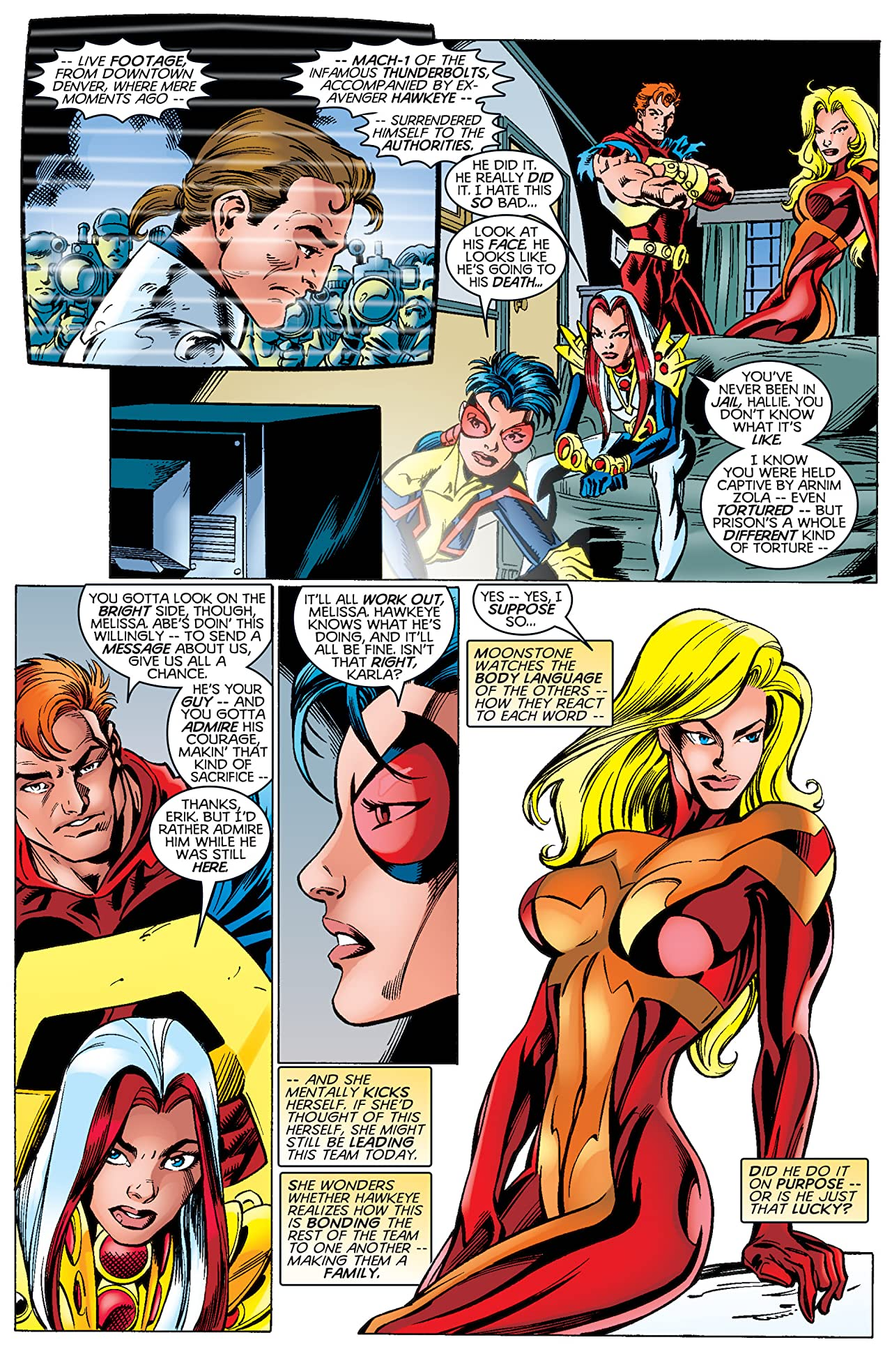 Thunderbolts (1997-2003) #23