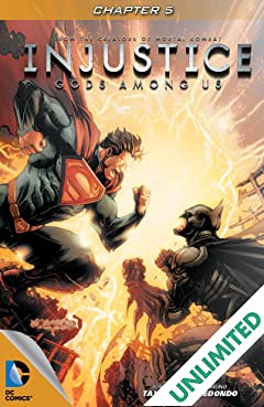 Injustice: Gods Among Us (2013) #5
