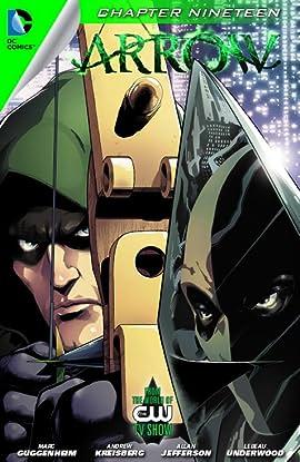 Arrow (2012-2013) #19
