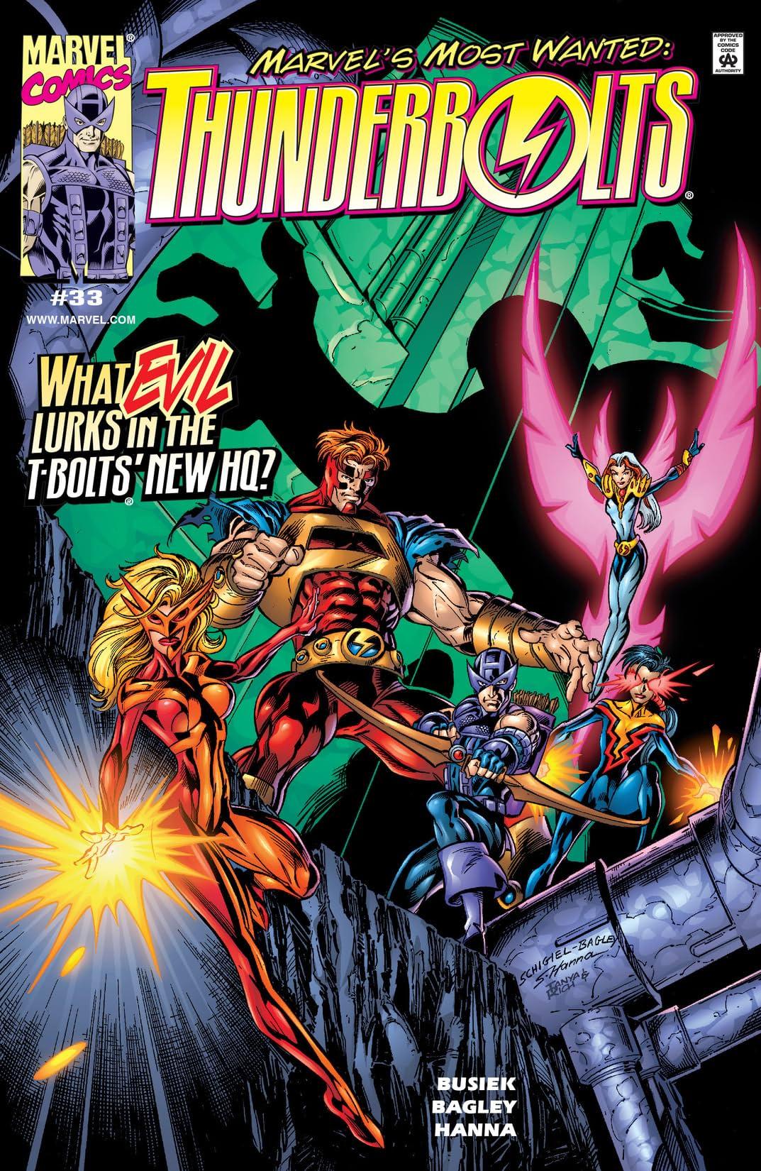 Thunderbolts (1997-2003) #33