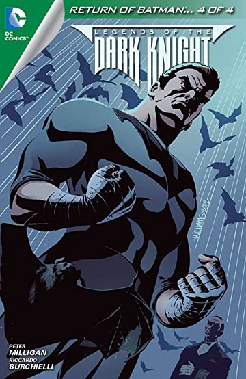 Legends of the Dark Knight (2012-2015) #37