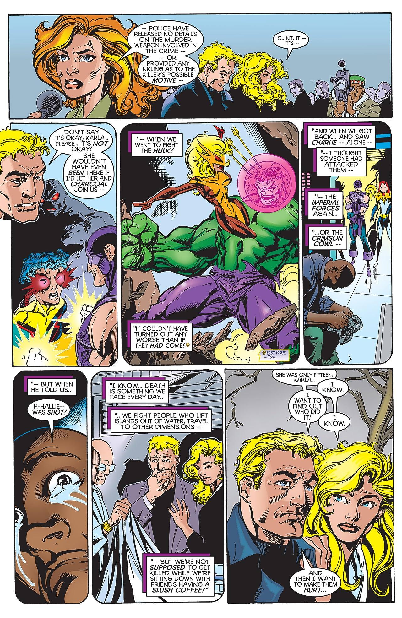 Thunderbolts (1997-2003) #35