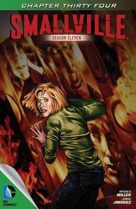 Smallville: Season 11 #34