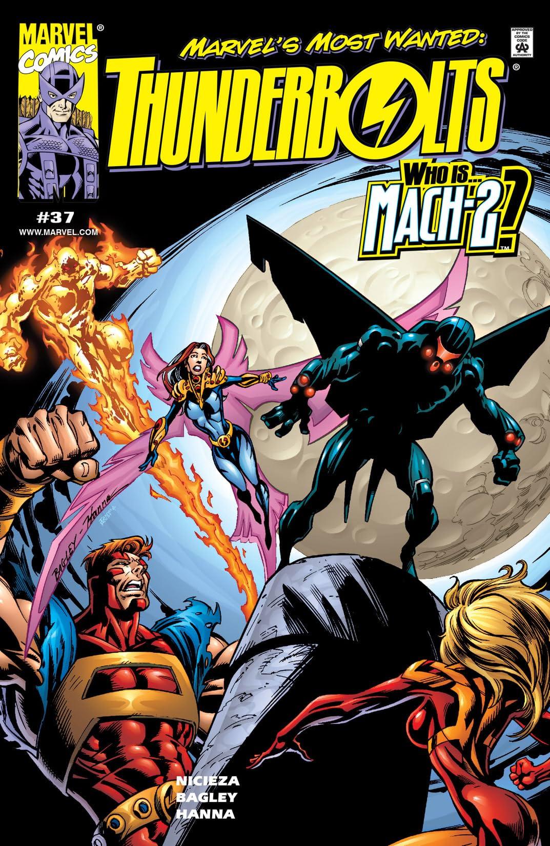 Thunderbolts (1997-2003) #37