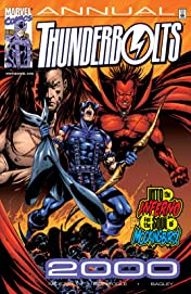 Thunderbolts Annual 2000