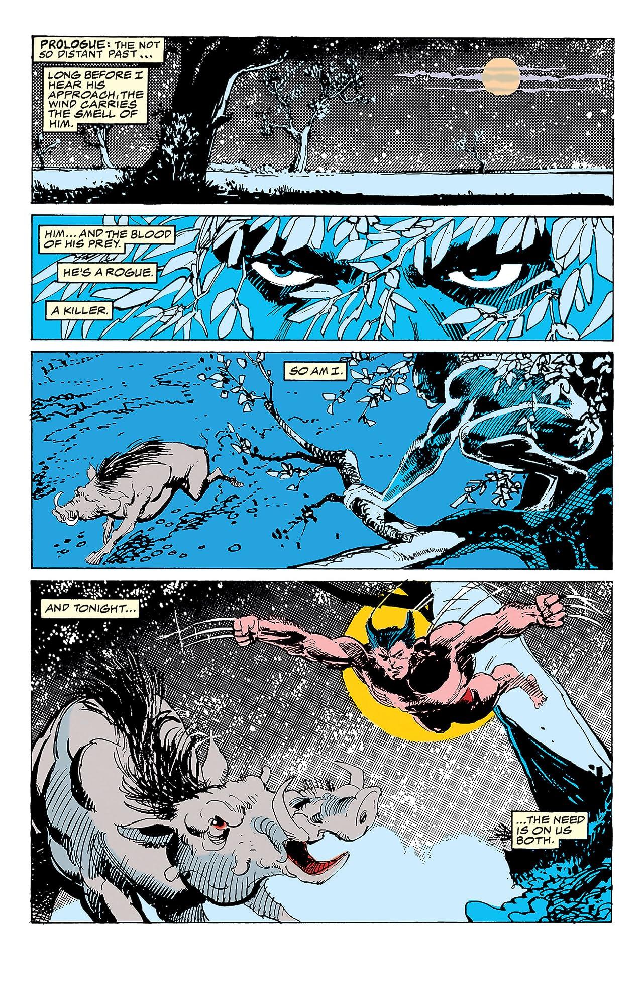 Wolverine (1988-2003) #17