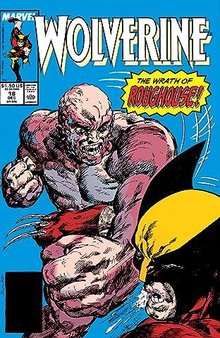 Wolverine (1988-2003) #18