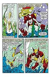 Wolverine (1988-2003) #20