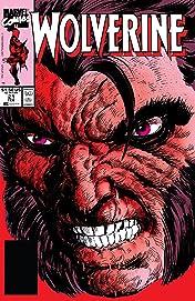 Wolverine (1988-2003) #21