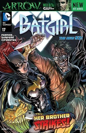 Batgirl (2011-2016) #17