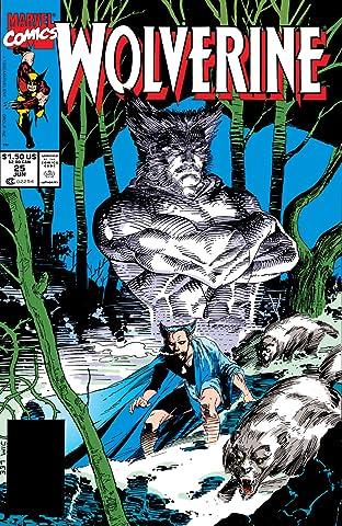 Wolverine (1988-2003) #25