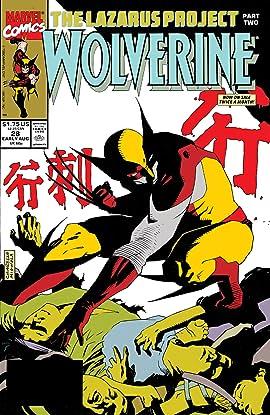 Wolverine (1988-2003) #28