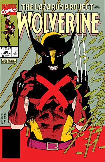 Wolverine (1988-2003) #29