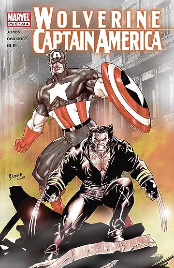 Wolverine / Captain America (2004) #1 (of 4)