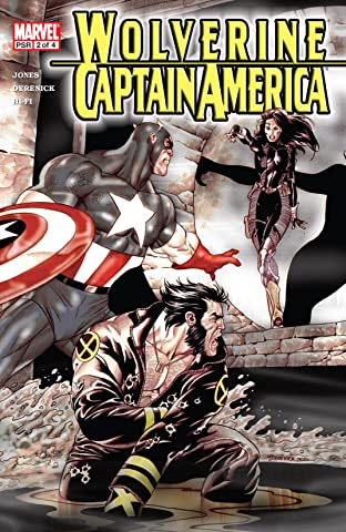 Wolverine / Captain America (2004) #2 (of 4)