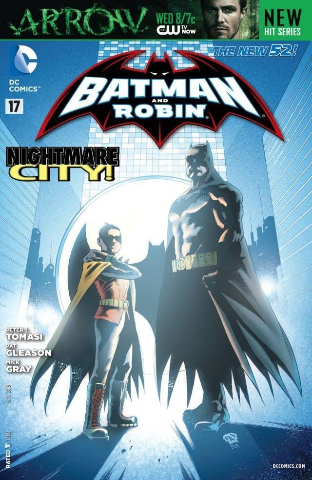 Batman and Robin (2011-2015) #17