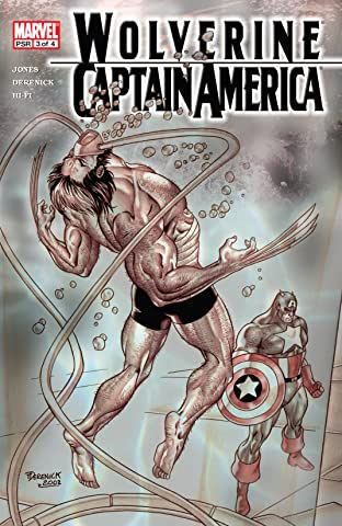 Wolverine / Captain America (2004) #3 (of 4)