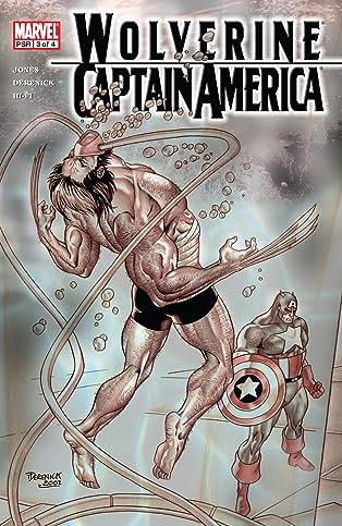 Wolverine / Captain America (2004) #3 (of 4)