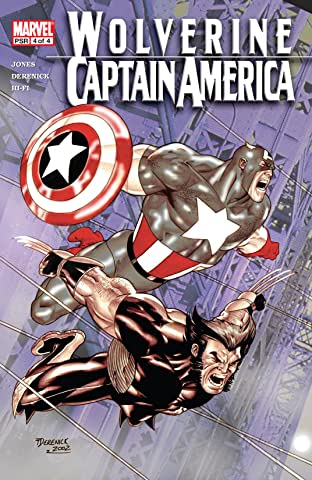 Wolverine / Captain America (2004) #4 (of 4)