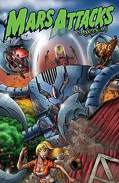 Mars Attacks: Classics Vol. 3
