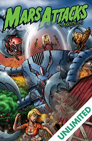 Mars Attacks: Classics Vol. 3