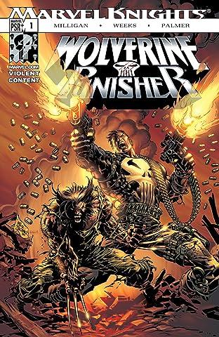 Wolverine/Punisher (2004) #1 (of 5)