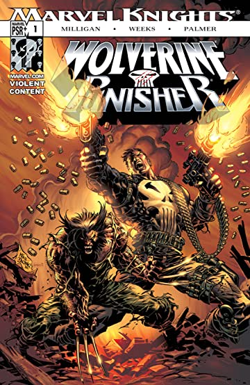 Wolverine/Punisher (2004) #1 (of 5)