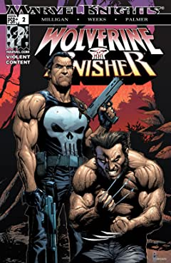 Wolverine/Punisher (2004) #2 (of 5)