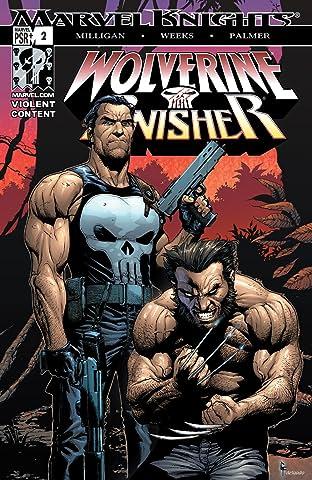 Wolverine/Punisher (2004) #2 (of 5)