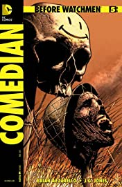 Before Watchmen: Comedian #5 (of 6)