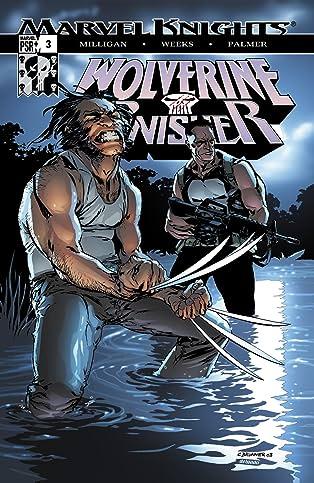 Wolverine/Punisher (2004) #3 (of 5)