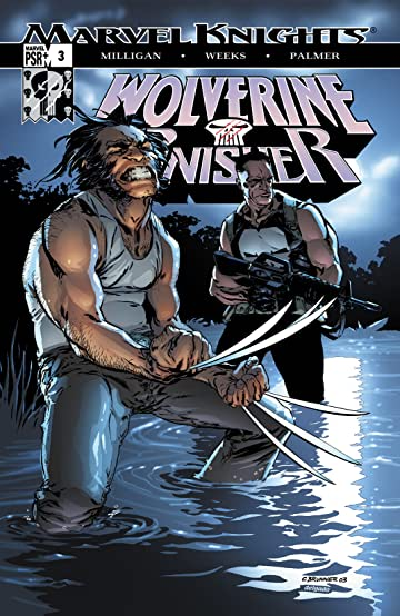 Wolverine/Punisher (2004) #3 (of 5)